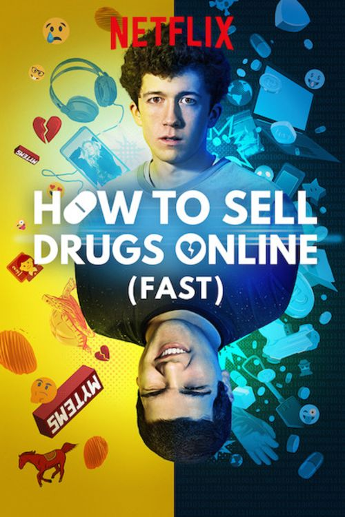 How to Sell Drugs Online (Fast) - Poster